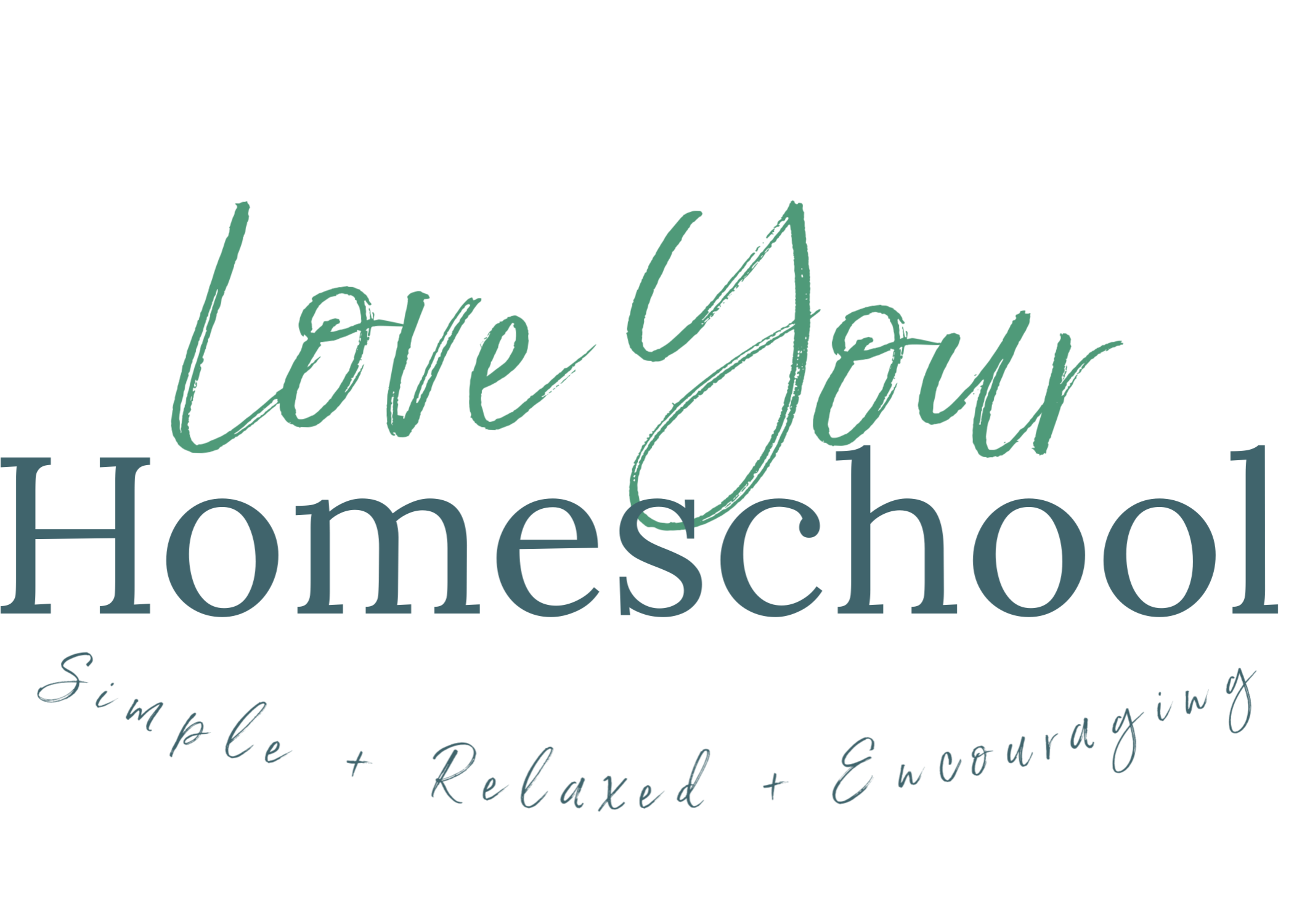 Love Your Homeschool