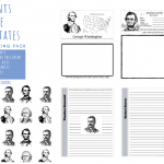 Presidents Notebook Journal Pack